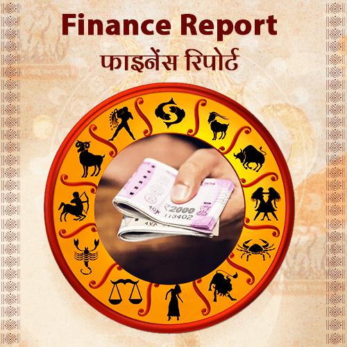 Finance Report | shree harsiddhi
