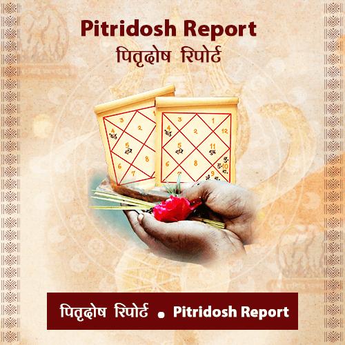 Pitridosh Report | shree harsiddhi